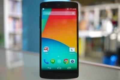 Google продлила срок продажи Nexus 5 до конца первого квартала 2015 года