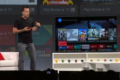 Google вводит модерацию приложений для Android TV