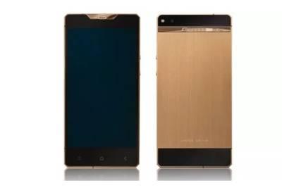 Gresso выпустила Android-смартфон Regal Gold в титановом позолоченном корпусе