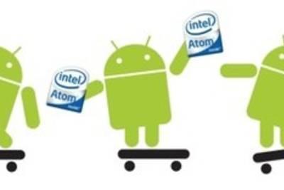 Intel ускорит обновление Android-смартфонов