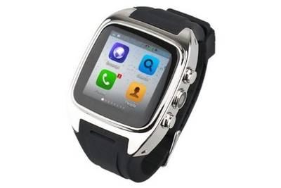 iType - часы-телефон, на которых можно запустить любое приложение на Android с предустановленного Google Play!