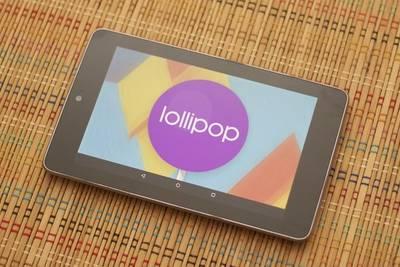 Как ускорить Nexus 7(2012) на Android Lollipop?