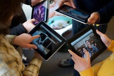 Квартальные поставки планшетов достигли 55,2 млн штук