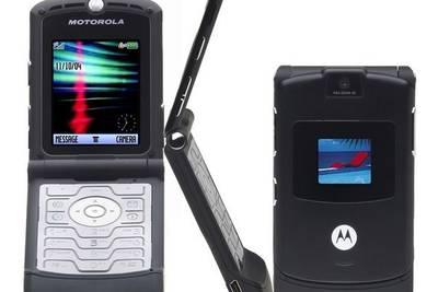 Легендарные телефоны: Motorola RAZR V3