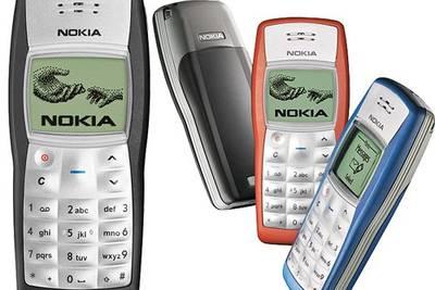 Легендарные телефоны: Nokia 1100