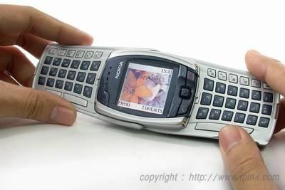 Легендарные телефоны: Nokia 6800