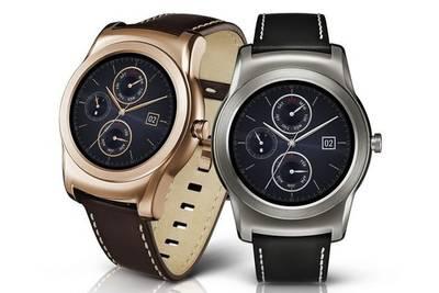 LG анонсирует часы Watch Urbane на Android Wear