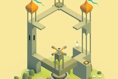 Лишь 5% пользователей, установивших Android-версию игры Monument Valley, заплатили за неё