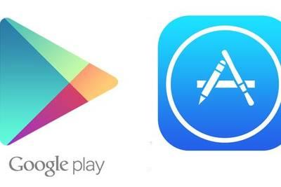 Магазин Google Play опередил App Store по количеству приложений
