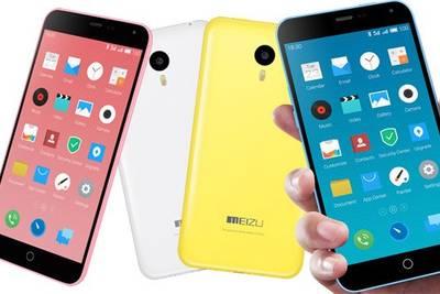 Meizu официально представила 5,5-дюймовый клон iPhone 5c