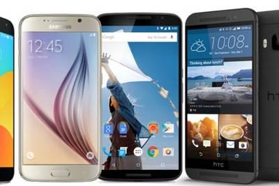 Мощнейшие смартфоны начала 2015 года по версии AnTuTu