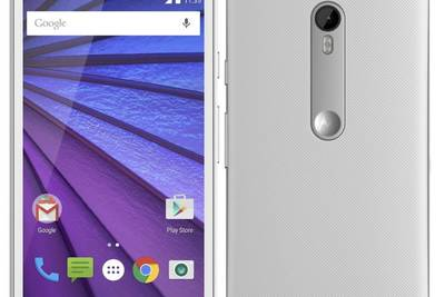 Moto G 2015 Press Renders Leak: 5-inch 720p LCD, a Snapdragon 410 SoC with LTE, 1GB of RAM, and a 13MP camera