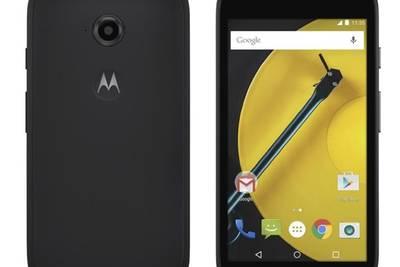 Motorola Moto E (2015) обновится до Marshmallow не во всех регионах