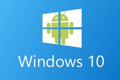 MS работает над установкой Windows 10 на Android‑смартфоны