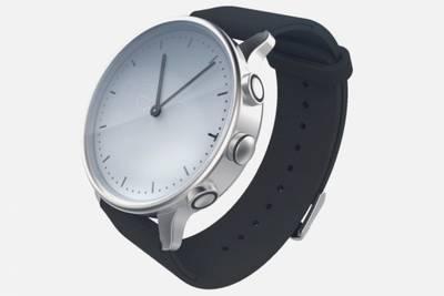 Névo: аналоговые часы с функциями фитнес-трекера