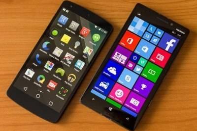 На смартфонах с Windows 10 могут появиться Android-приложения