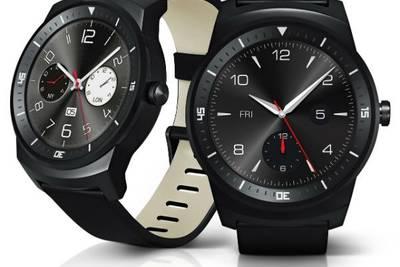 На выставке MWC 2015 компания LG покажет часы G Watch R2 с поддержкой LTE