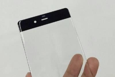 Новый смартфон ZTE лишится боковых рамок