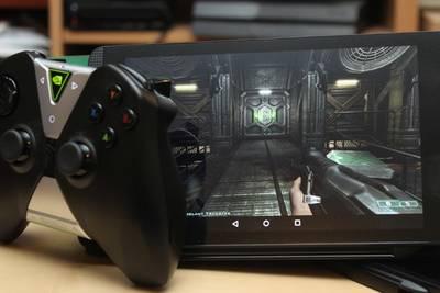NVIDIA SHIELD Tablet K1: без всего и дешевле