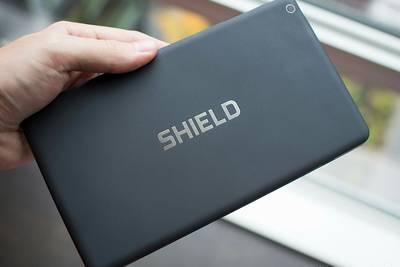 NVIDIA Shield Tablet K1 появился на «живых» фото! Смотрим, оцениваем