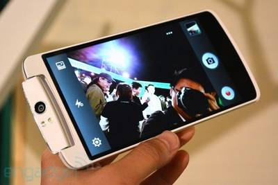 OPPO заявила, что планирует продать 50 миллионов смартфонов в 2015 году