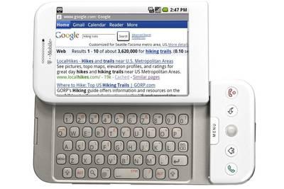 Первый Android-смартфон T-Mobile G1 вышел 7 лет назад