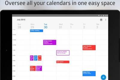 Пользователи прошивок от Cyanogen лишатся (предустановленного) календаря от компании Google