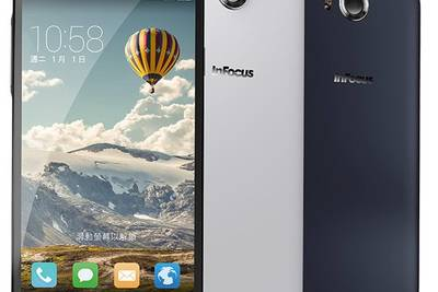 Представлен бюджетный селфифон Infocus M530 с камерами на 13 Мп