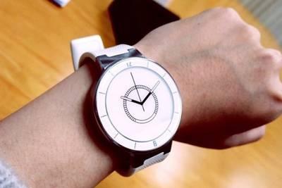 Представлены «умные» часы Alcatel OneTouch Watch
