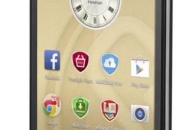 Prestigio анонсировала 4-ядерный Android-смартфон MultiPhone 5507 DUO