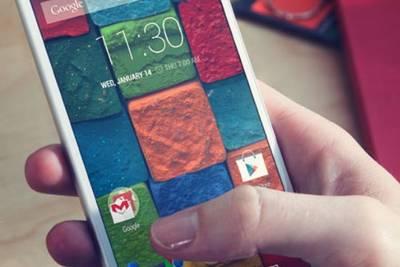 Разблокированный и немаркированный смартфон Moto X Pure Edition доступен в варианте с 64 ГБ флэш-памяти