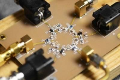 Разработан чип, способный удвоить скорость передачи данных в смартфонах