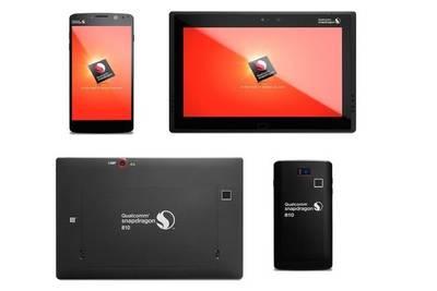 Референсные смартфоны и планшеты на базе Snapdragon 810 поступят в продажу в декабре