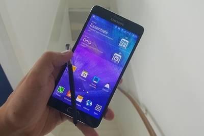 Samsung Galaxy Note 5 получит 4 ГБ RAM и беспроводную зарядку