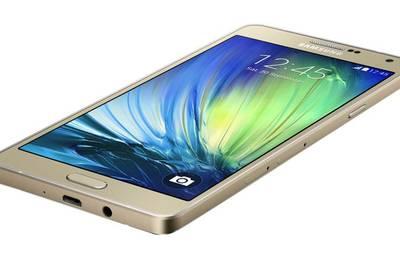 Samsung официально представила Galaxy A7 – самый тонкий смартфон компании в полностью металлическом корпусе
