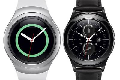 Samsung открывает предзаказ на часы Gear S2
