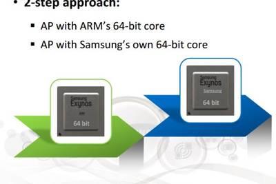 Samsung представит собственные ядра в 2016 году