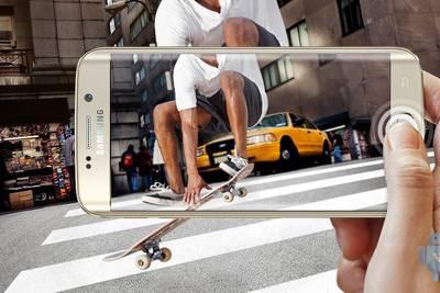 Samsung работает над камерами BRITECELL, которые выведут