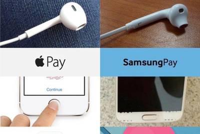 Samsung: у Galaxy S6 нет ничего общего с iPhone 6