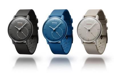 Швейцарский производитель часов Withings представил наручные часы Activité Pop с функционалом фитнес-трекера