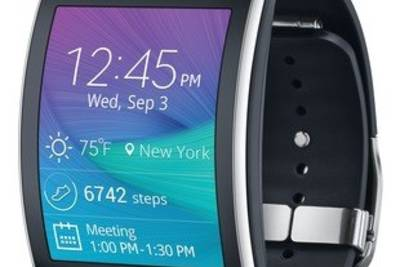 Смарт-часы Samsung Gear S вышли в продажу в США и России