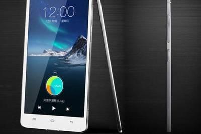 Смартфон Vivo X5 Max толщиной 4,75 мм представлен официально