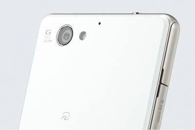 Sony представила смартфон Xperia J1 Compact с 20,7-мегапиксельной камерой