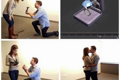 Сотрудник VALVE сделал своей девушке предложение в виртуальной реальности
