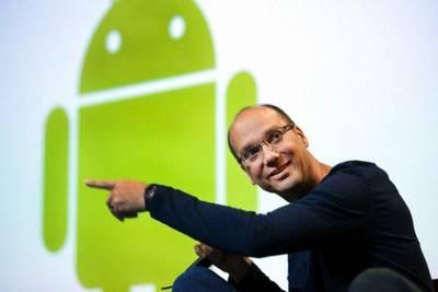 Создатель Android Энди Рубин уходит из Google