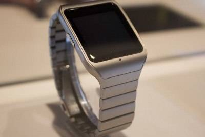Стальная версия Sony SmartWatch 3 обойдётся в €243
