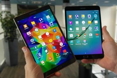 Tab S 2 может получить новую версию планшета Tab S 2 plus с экраном 2560
