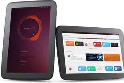 UT One: первый планшет на Ubuntu Touch