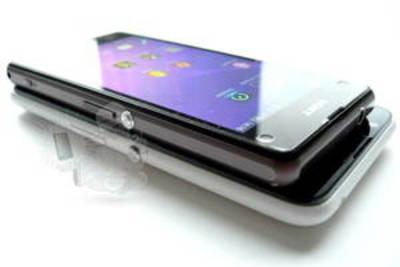 Узкорамочный Sony Xperia E4 сравнили с Z1 Compact