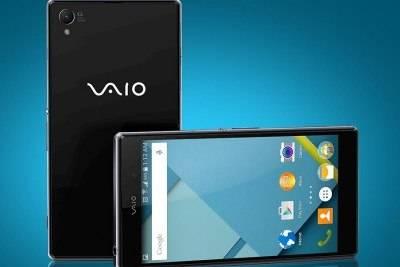 VAIO представит свой первый смартфон 12 марта